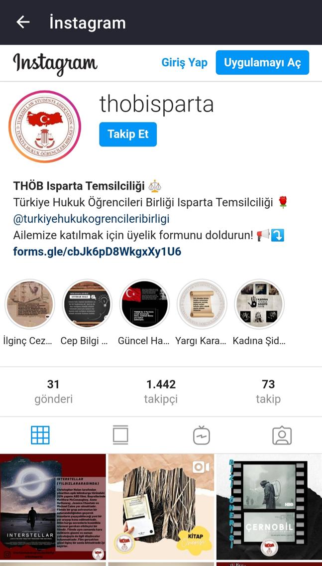 THOB-ISPARTA