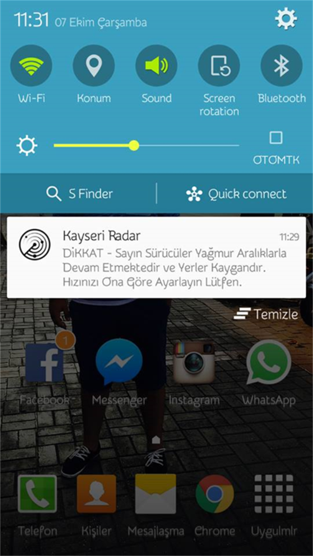 Kayseri Radar