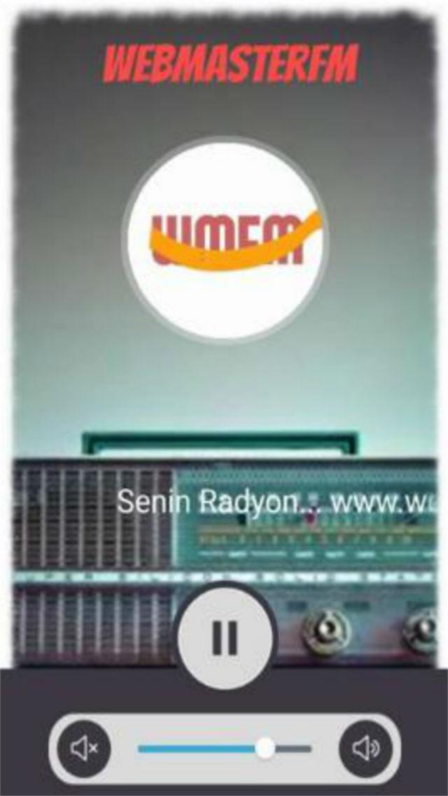 WebmasterFM - Senin Radyon