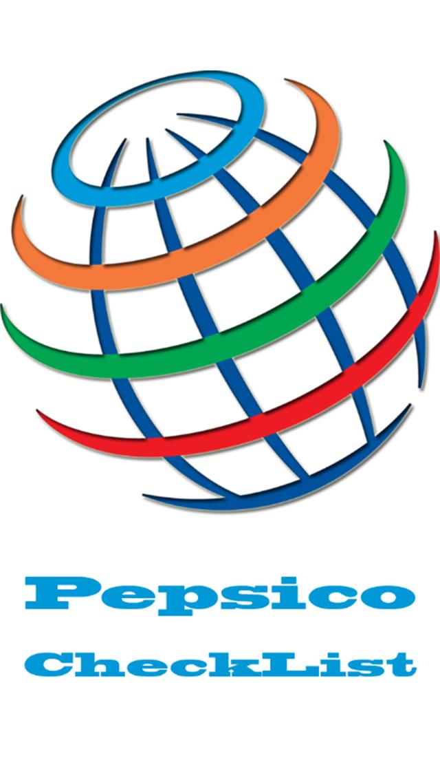 PepsiCo Checklist