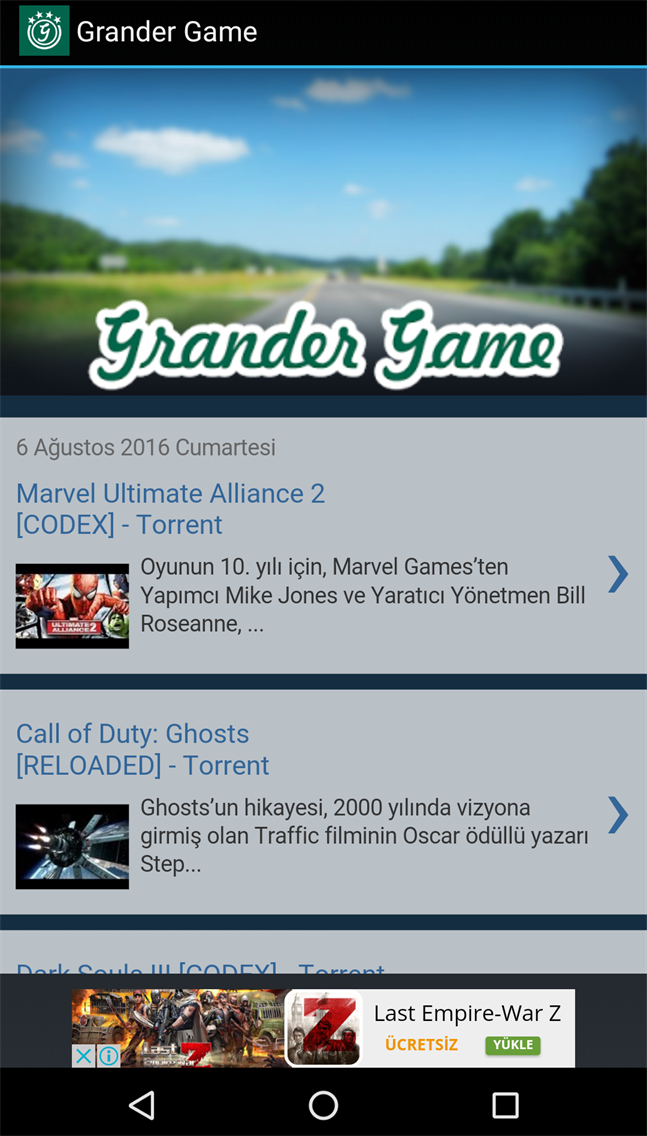 Grander Game