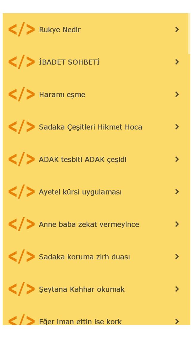 GİZLİ İLİMLER