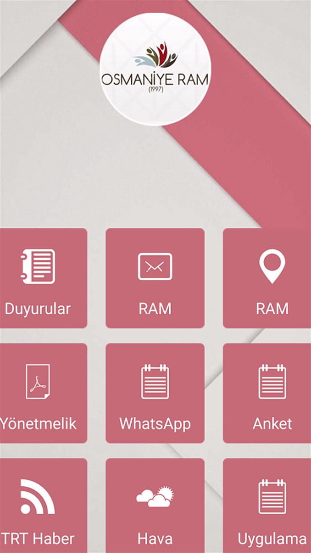 Osmaniye RAM
