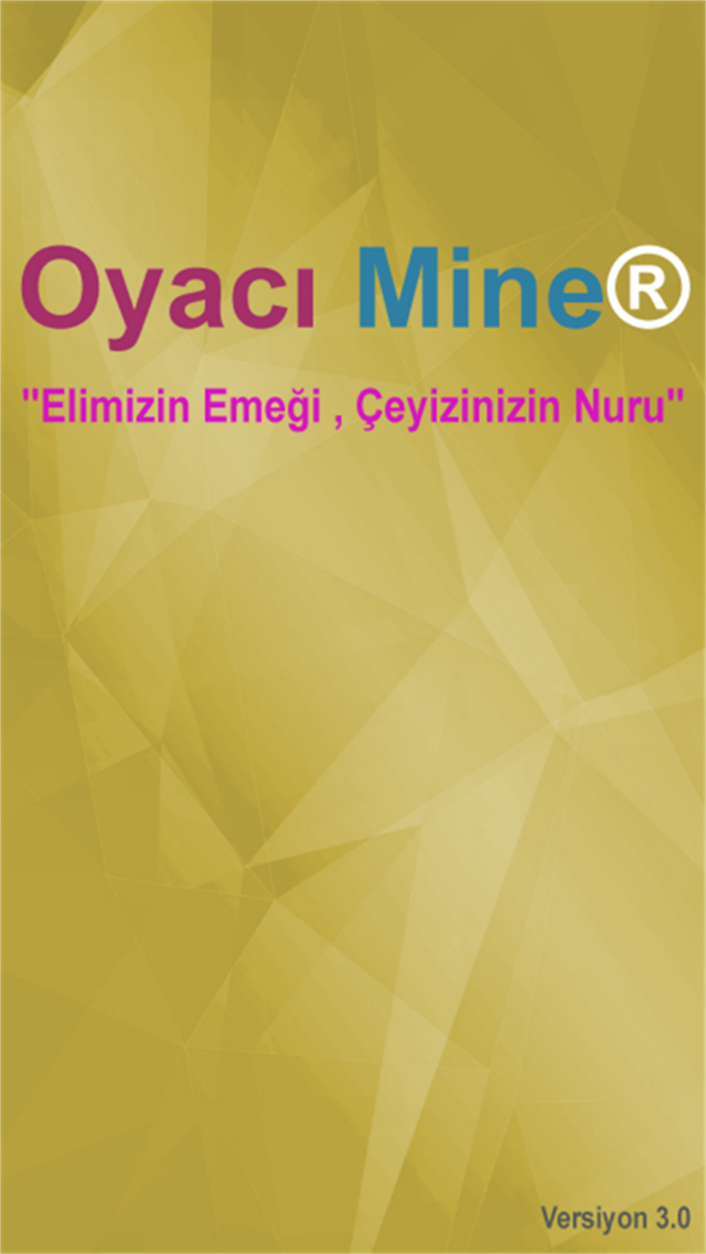 Oyacı Mine®