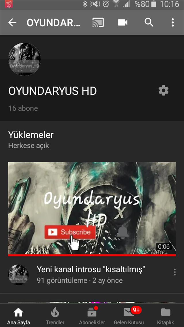 Oyundaryus HD