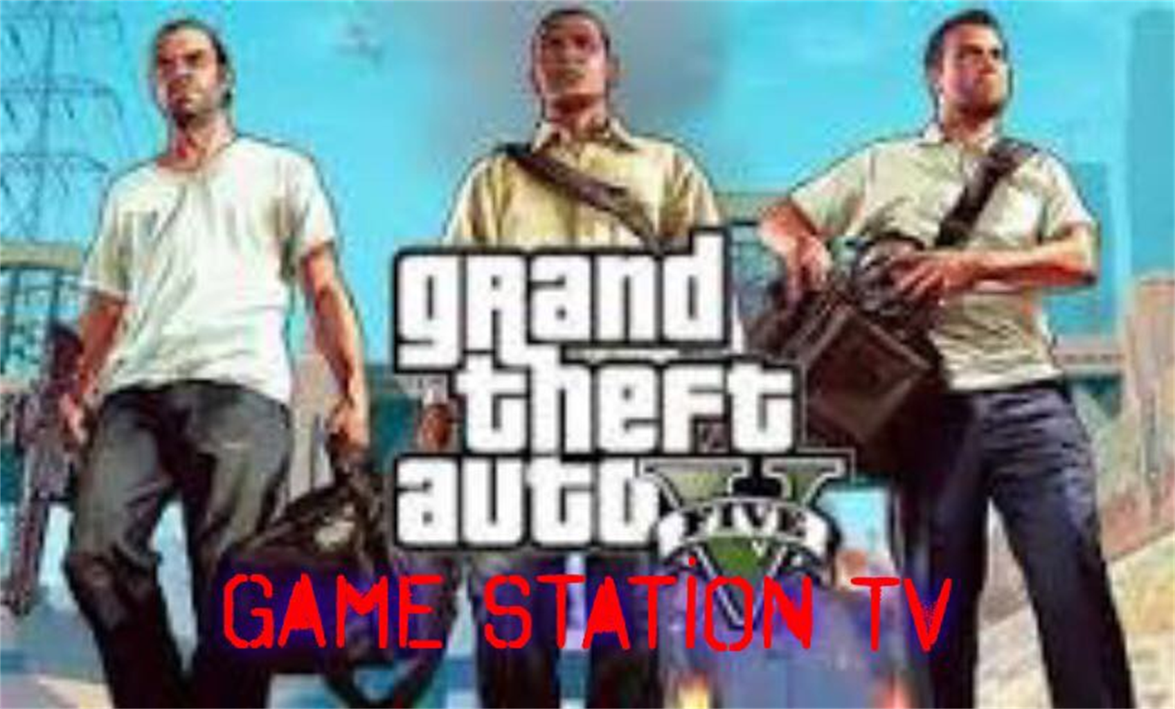Game Station TV