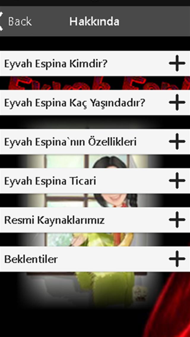 Eyvah Espina