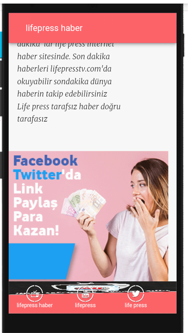 life press haber