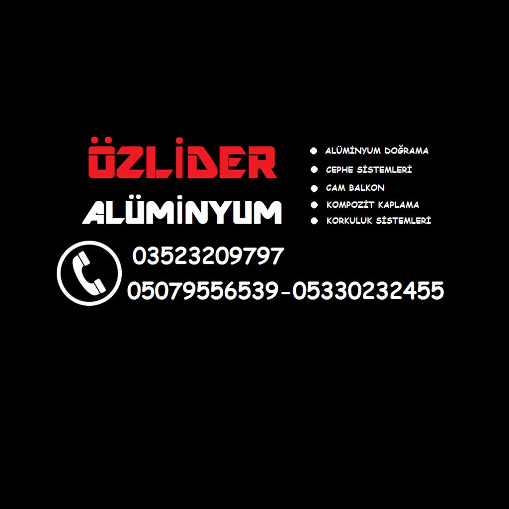 Özlider Alüminyum