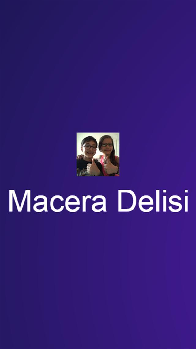 Macera Delisi | Mobil Uygulama