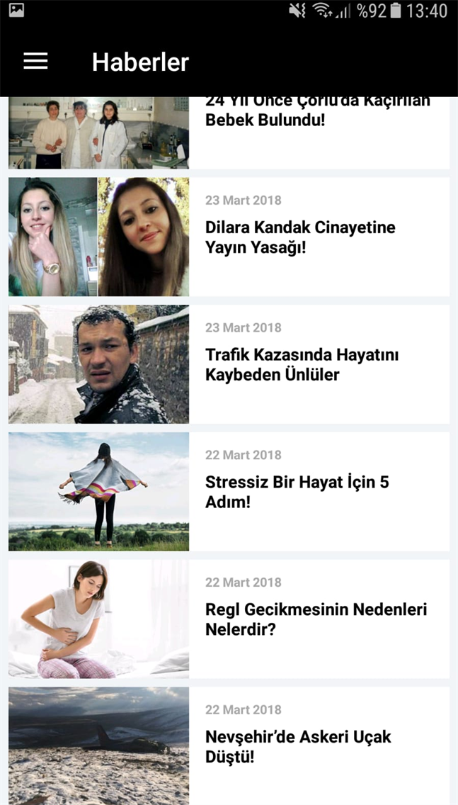 News TR