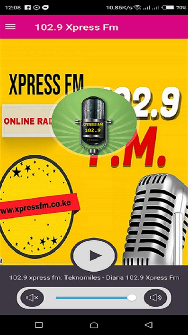 102.9 Xpress Fm
