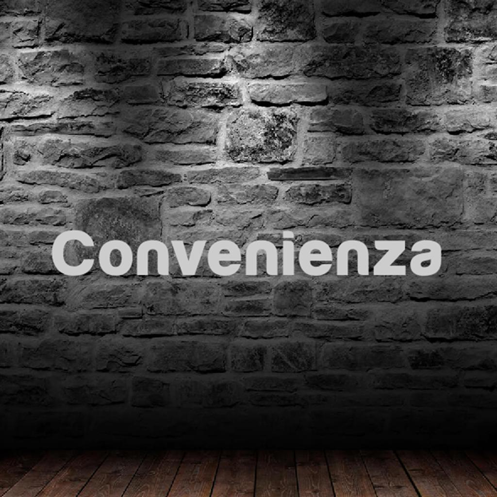Convenienza