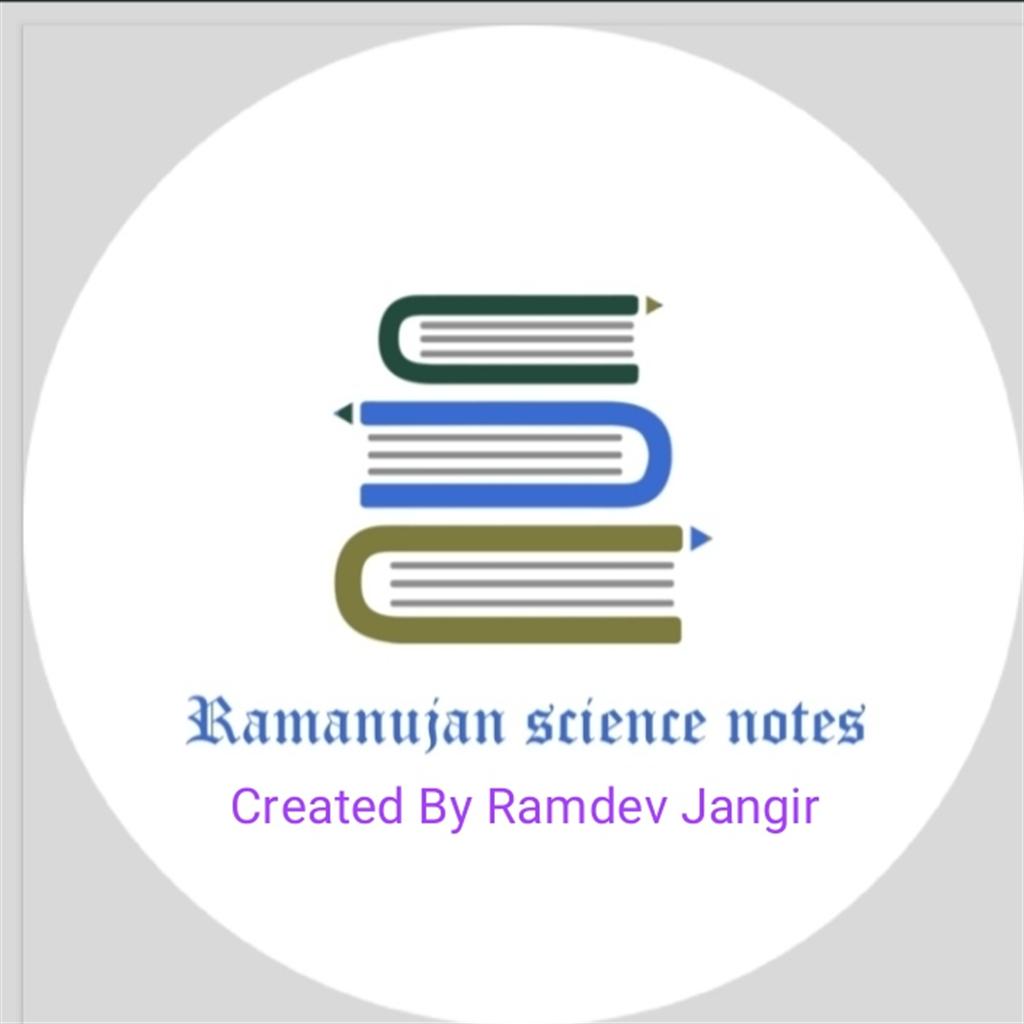 Ramanujan Notes