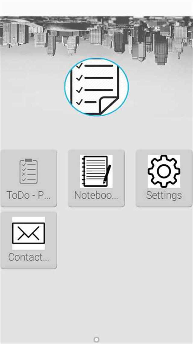 ToDo & Notebook