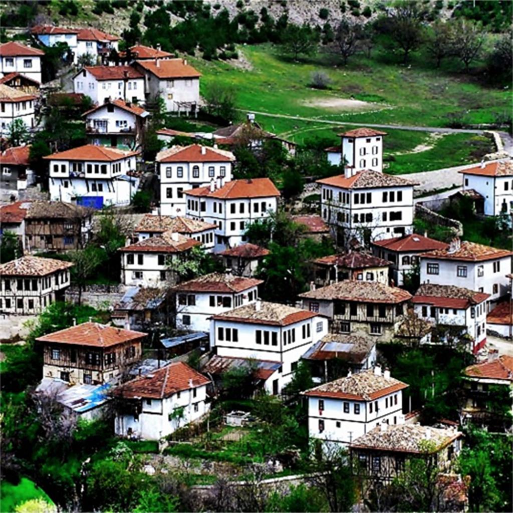 Safranbolu'da Gezilecek Yerler