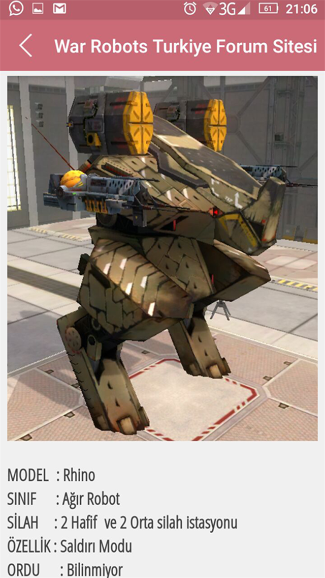 War Robots Turkiye