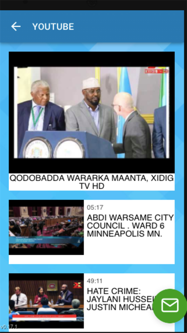 ST. CLOUD SOMALI TV