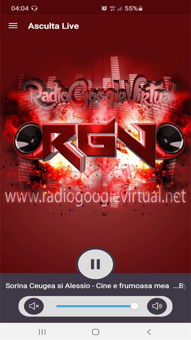 RadioGoogleVirtual.net