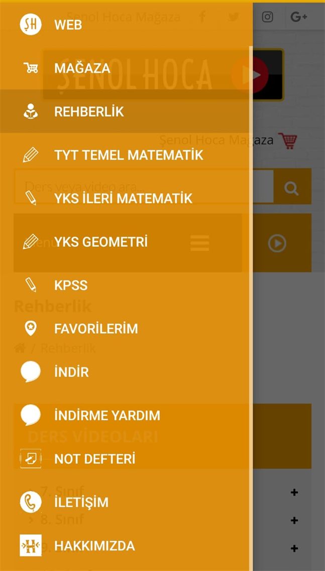 ŞENOL HOCA (TYT - AYT - KPSS)