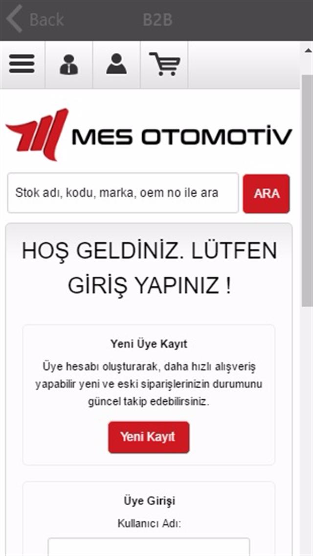 MES OTOMOTİV
