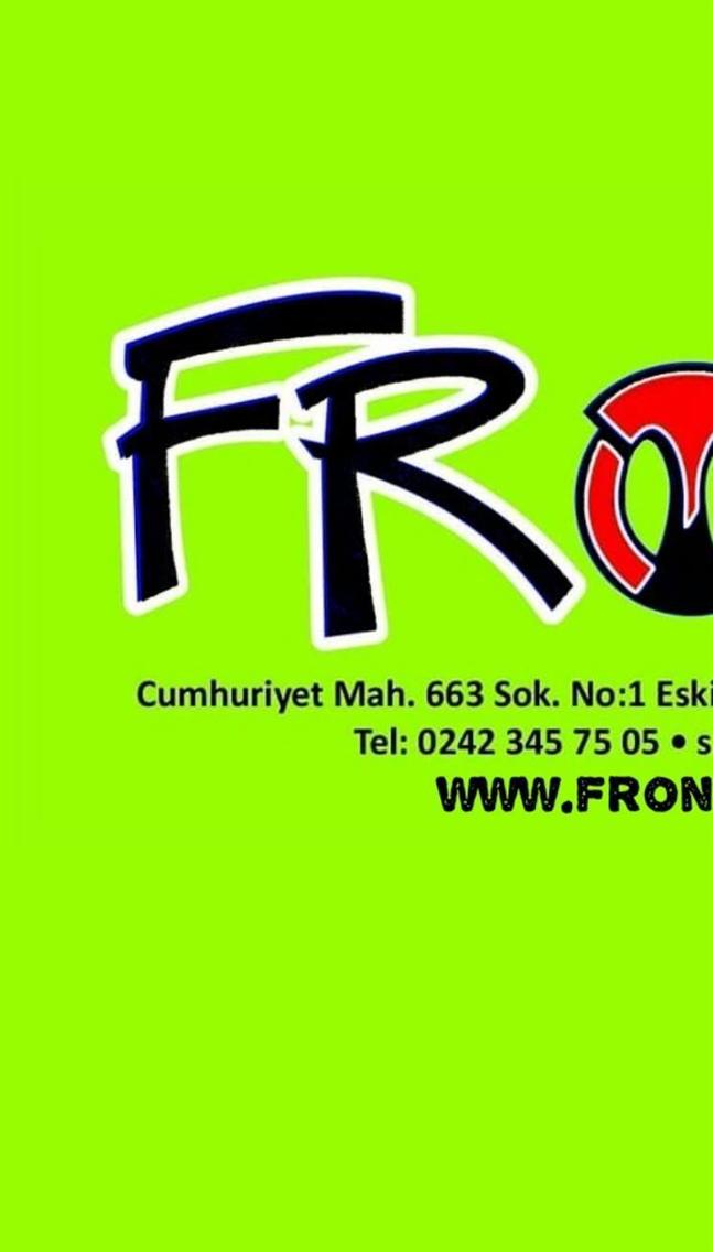 FRONT / Önaçan Ticaret