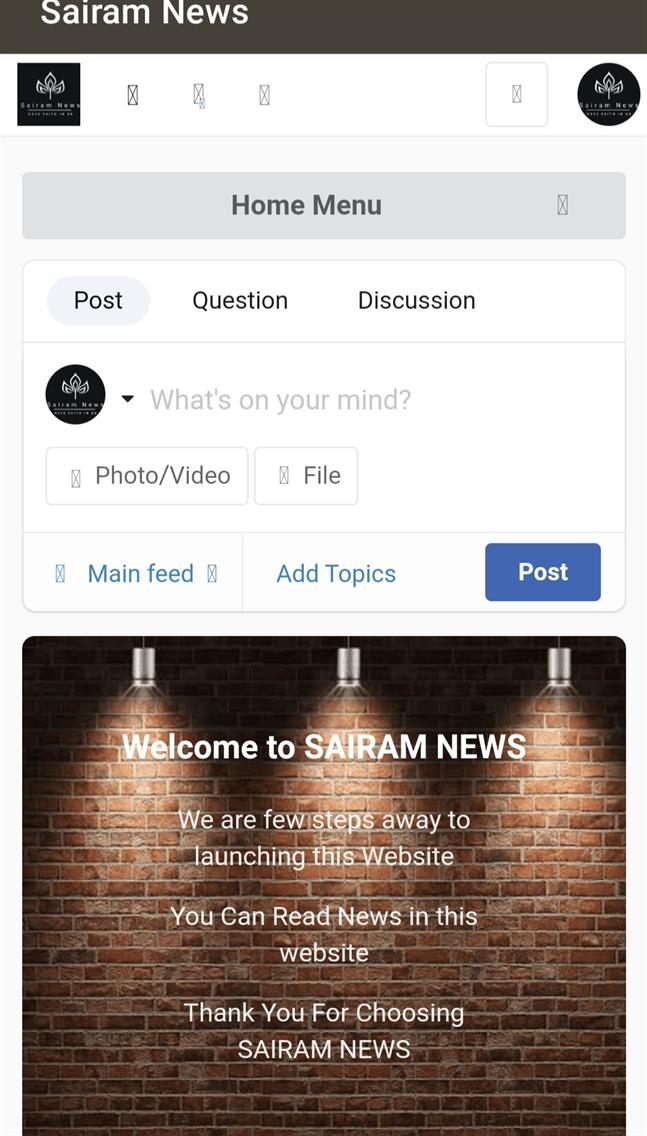 Sairam News