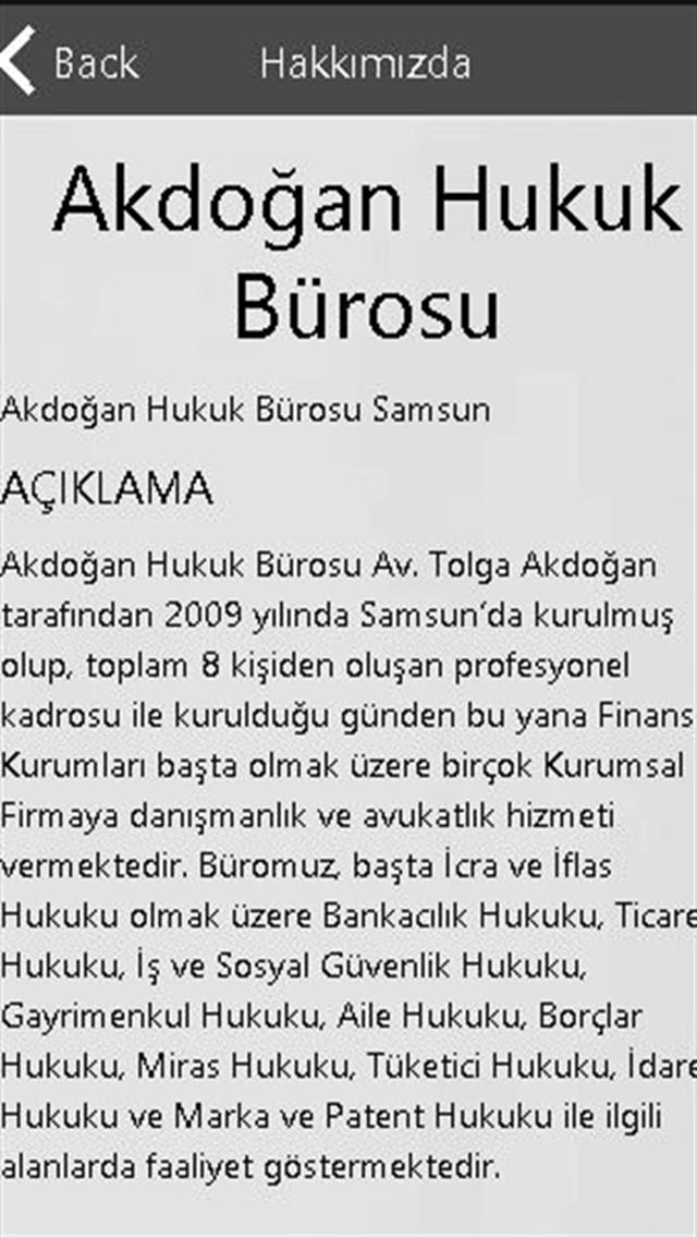 Akdoğan Hukuk