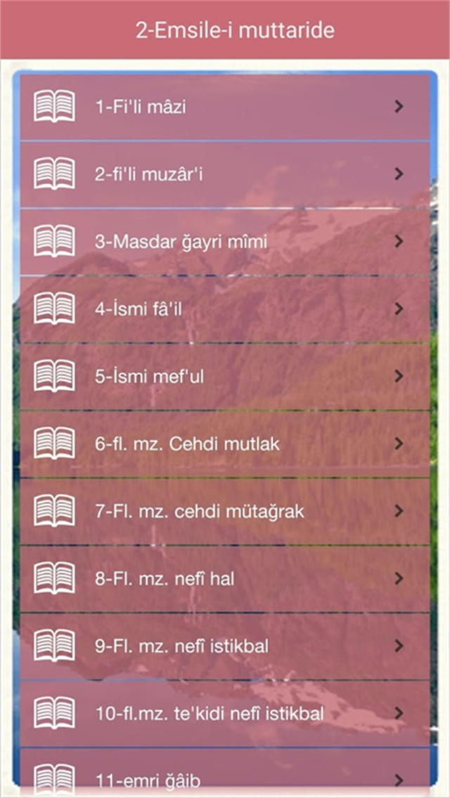 arabca ders kitabları