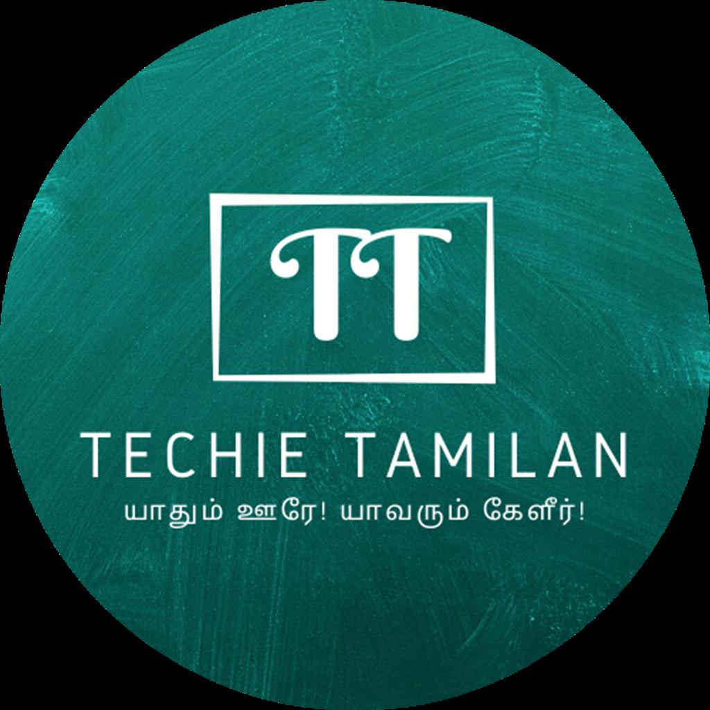 Techie Tamilan