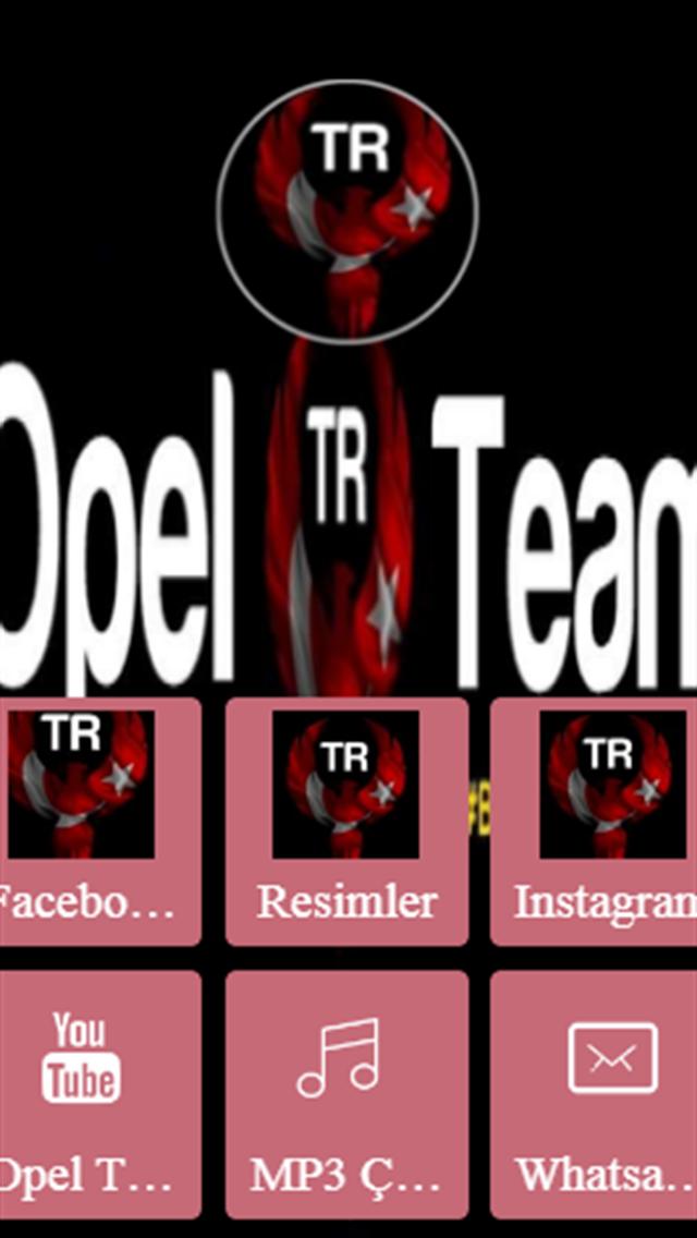 Opel TR Team