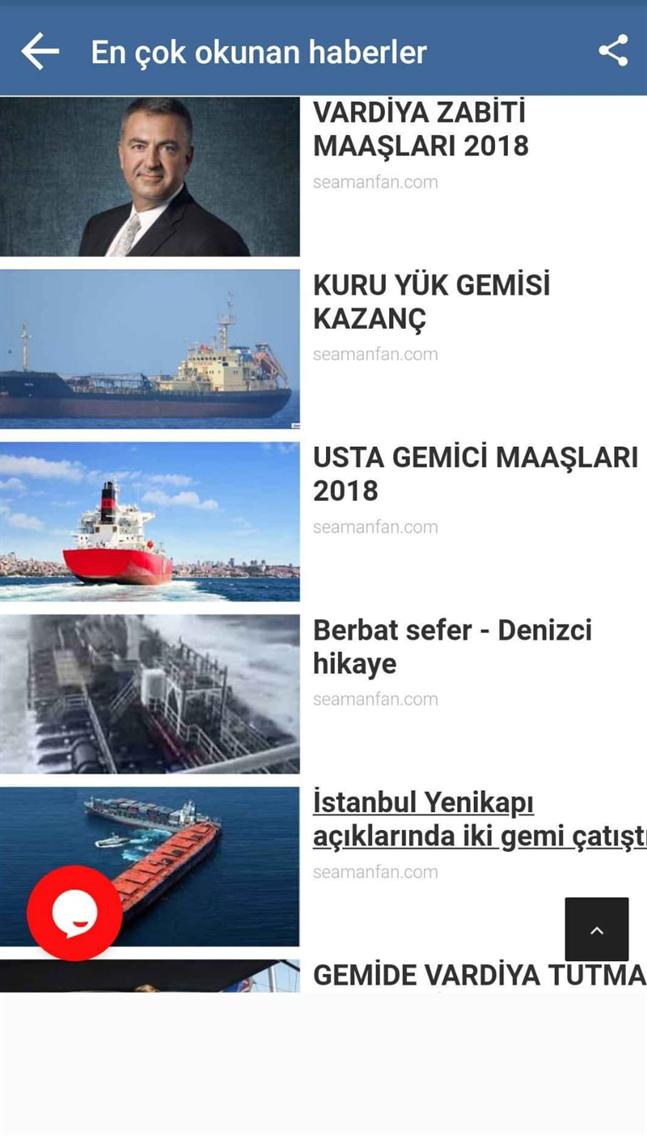 Seafarer News