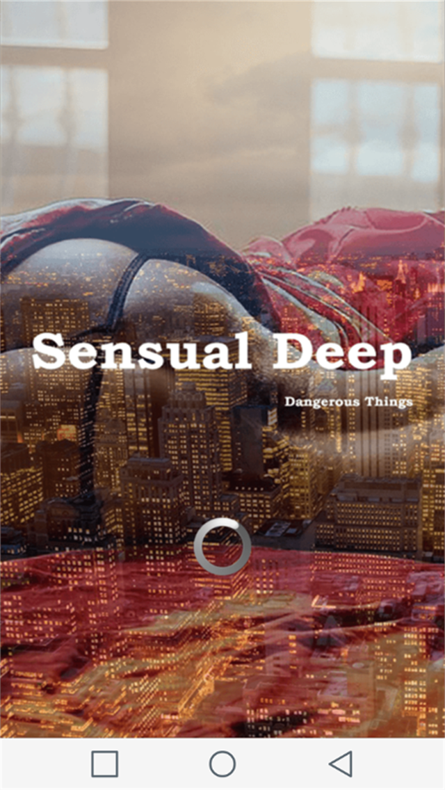 Sensual Deep-Dangerous Things