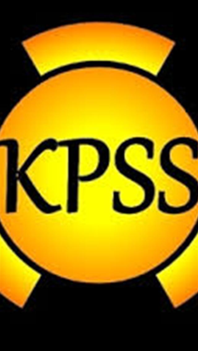 2017 KPSS Bilgiler