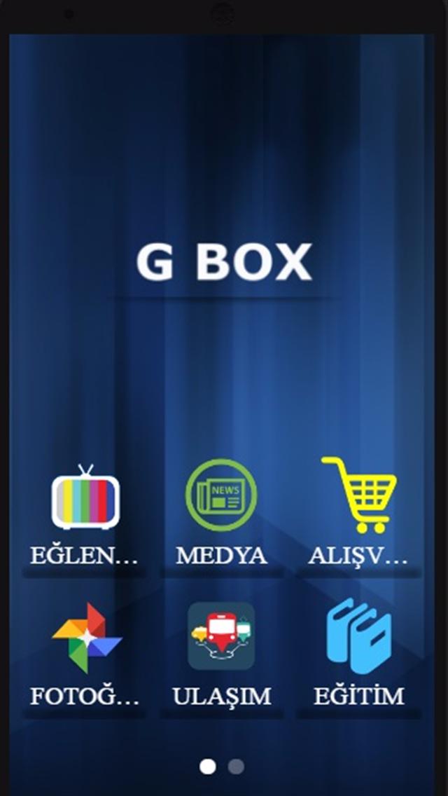 G BOX