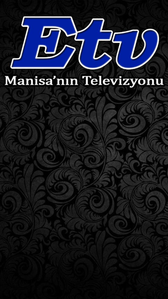 Etv Manisanın İlk Televizyonu