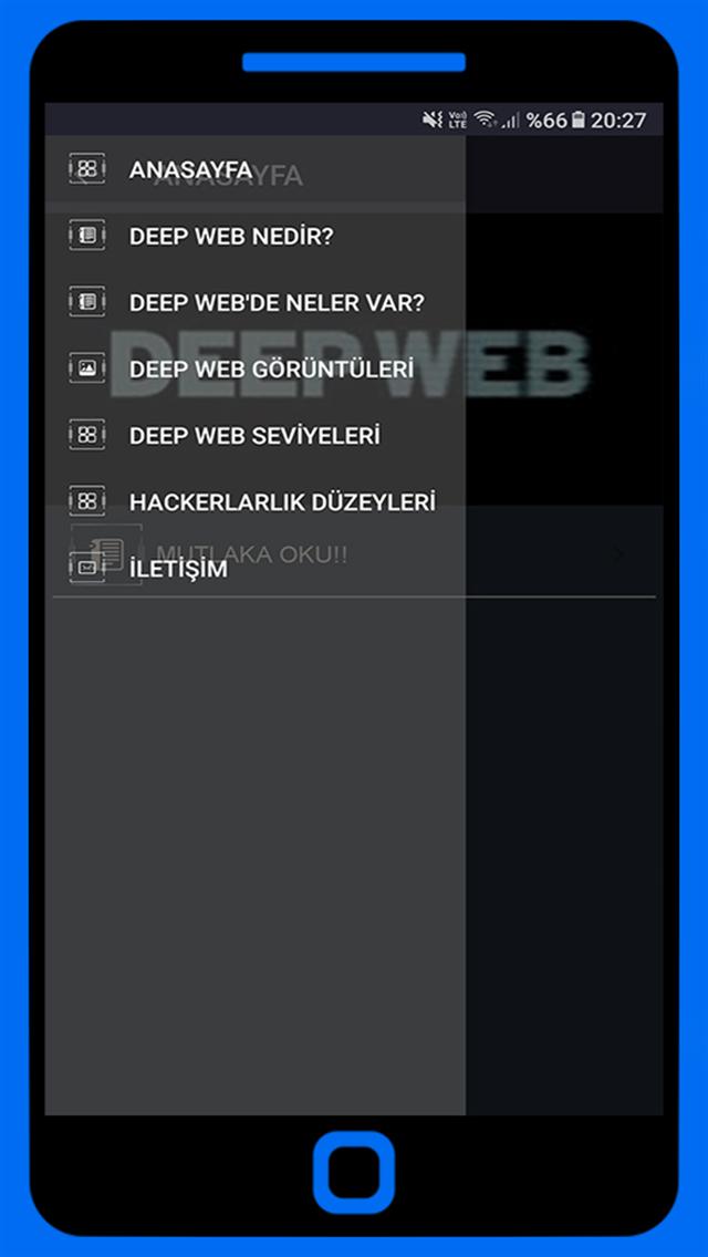 Deep Web - Bilinmeyen Bölge