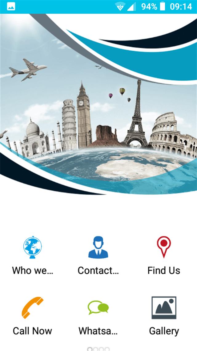 Silhouette Travels App