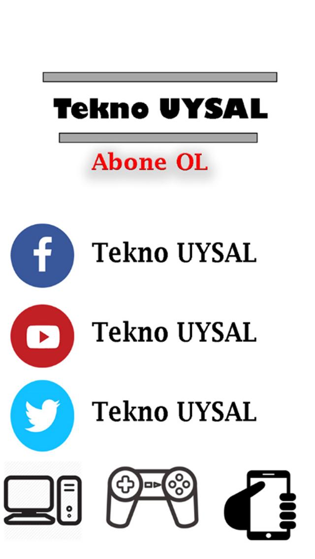 Tekno UYSAL