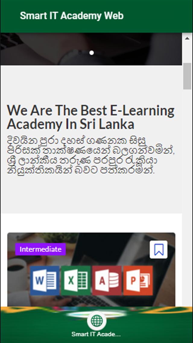 Smart I T Academy