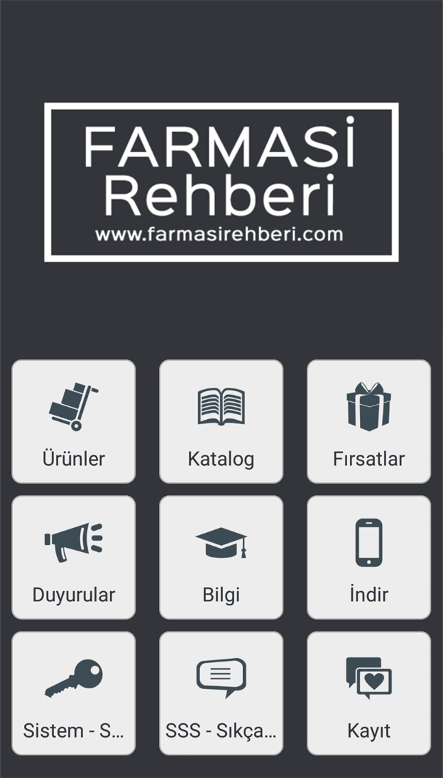 Farmasi Rehberi