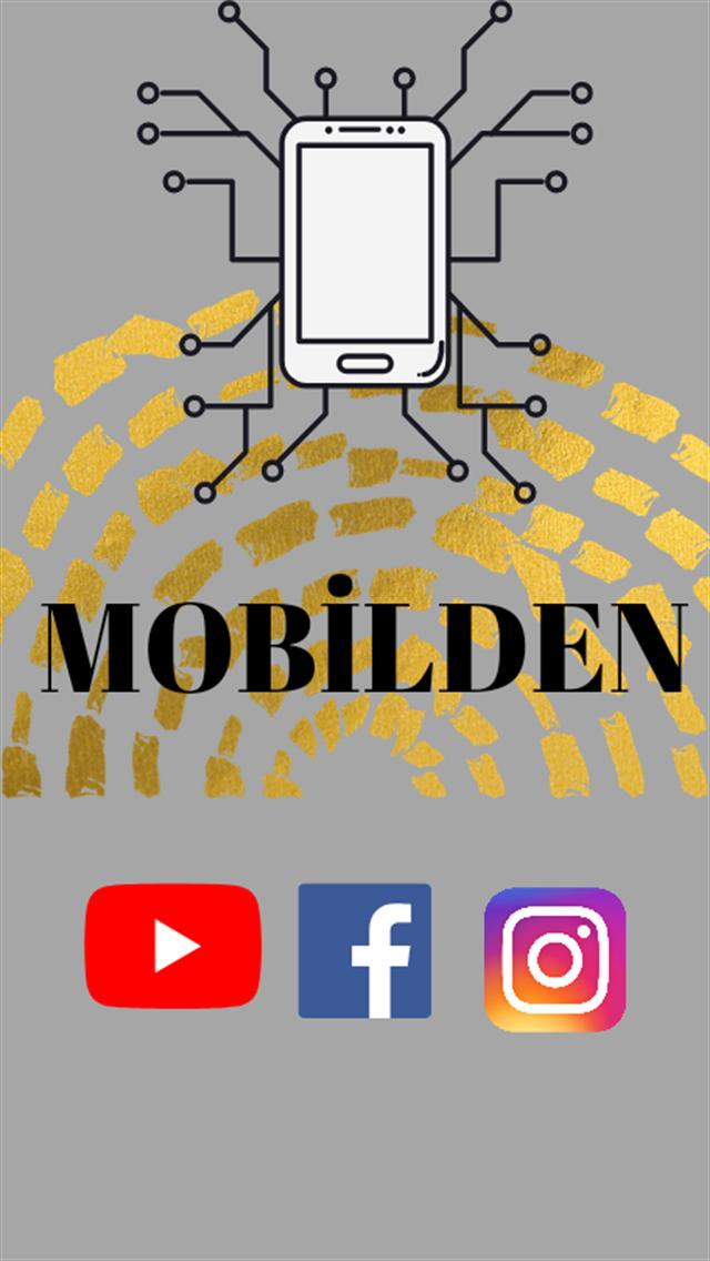 MOBİLDEN