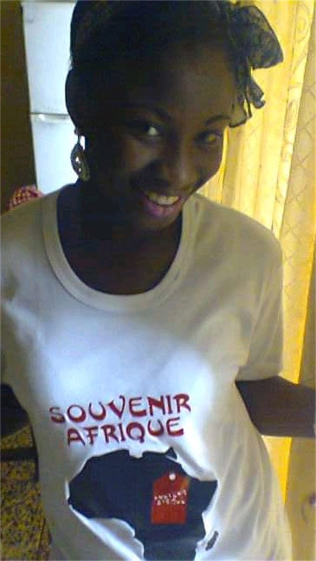 Souvenir Afrique