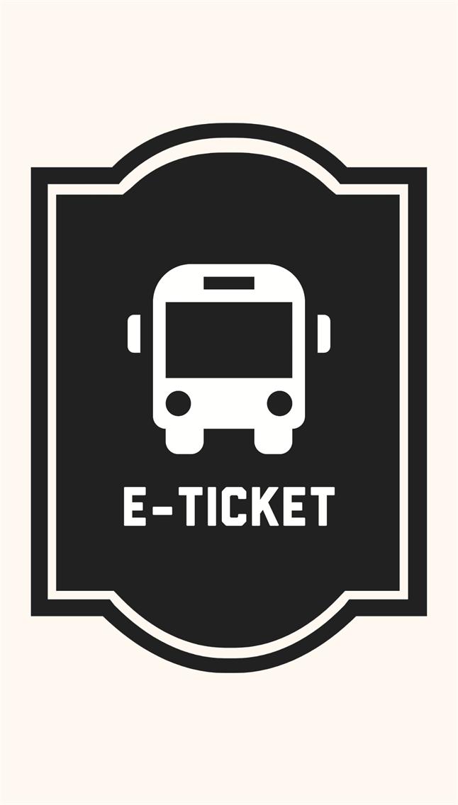 E - Ticket