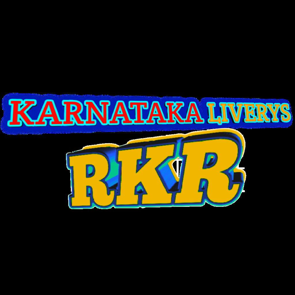 Karnataka liverys  (by RKR)