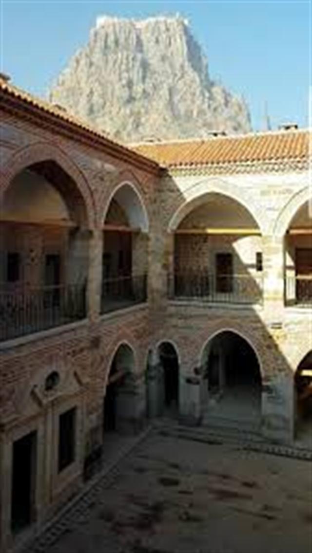 Tarihi Tashan