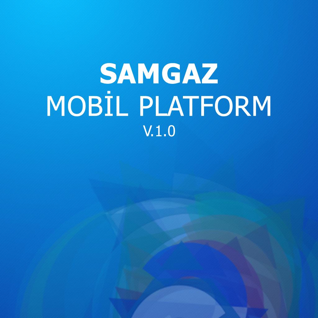SAMGAZ Online İşlem Merkezi