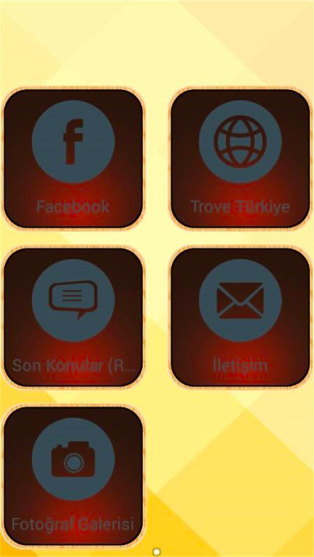 Trove Türkiye Android Uygulama