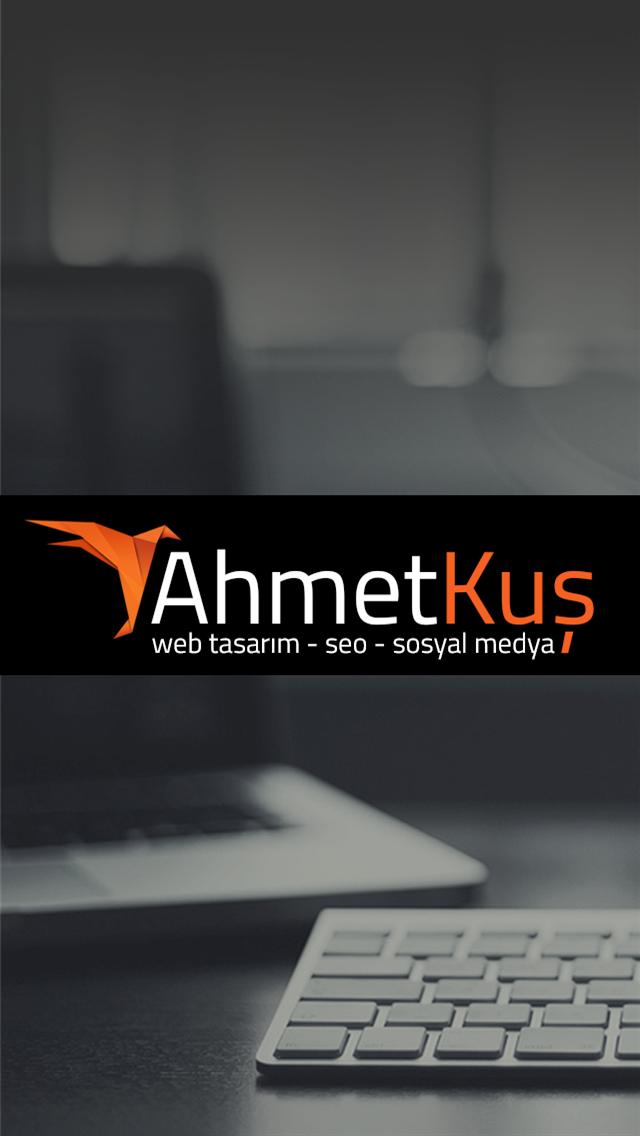 Ahmet Kuş | Web Master