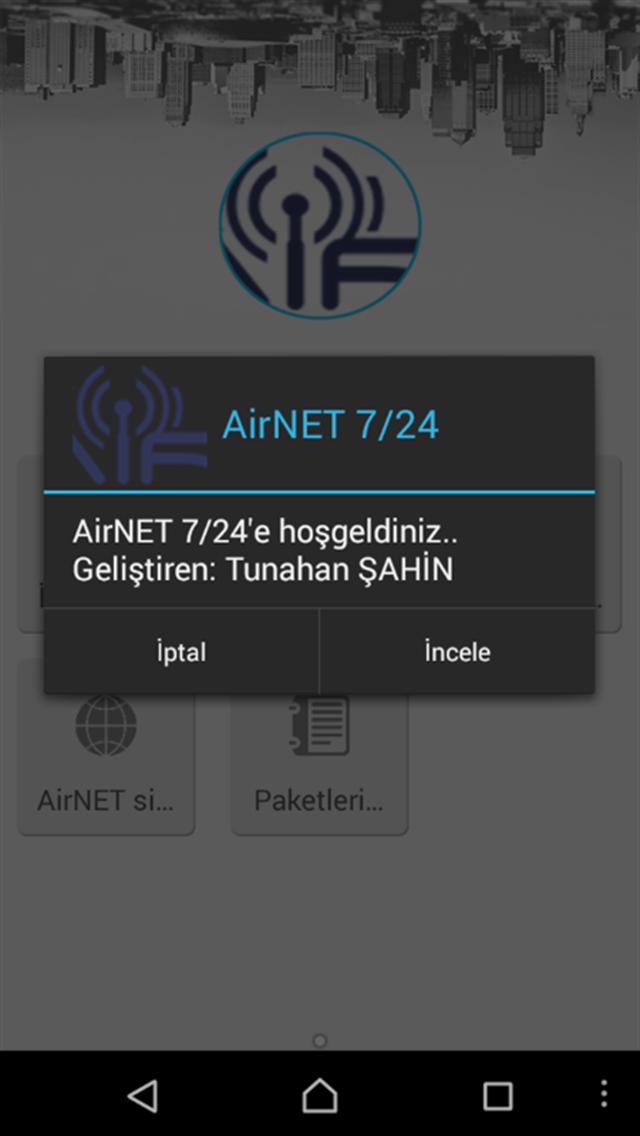 AirNET Yanımda